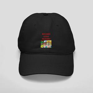 picker Black Cap