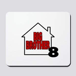 Big Brother 8 Mousepad