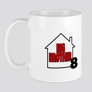 Big Brother 8 Mug