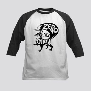 Zero Fox Given Baseball Jersey