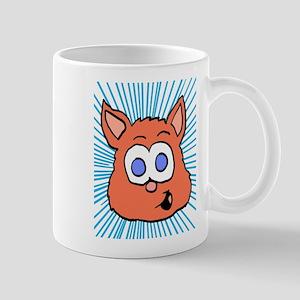 Orange Cat graphic Mugs