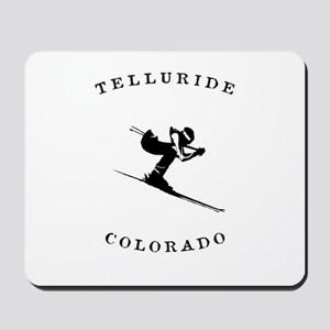 Telluride Colorado Ski Mousepad