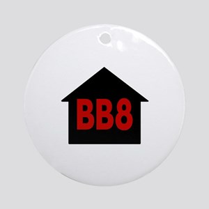 BB8 Ornament (Round)