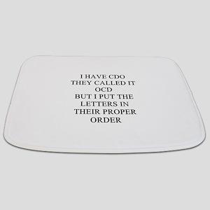 psycho joke gifts t-shirts Bathmat