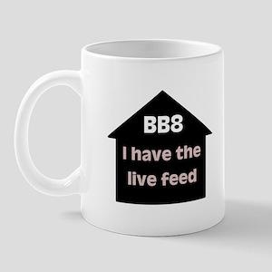 BB8 Live Feed Mug