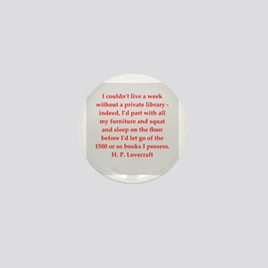 Lovecraft5 Mini Button