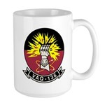 VAQ-136 Gauntlets & USS Independence Large Mug