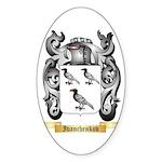 Ivanchenkov Sticker (Oval)