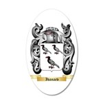 Ivanaev 20x12 Oval Wall Decal