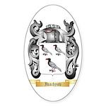 Ivachyov Sticker (Oval 50 pk)
