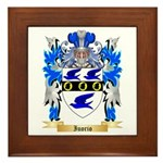 Iuorio Framed Tile