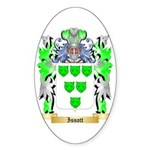 Issott Sticker (Oval 50 pk)