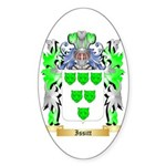 Issitt Sticker (Oval 10 pk)