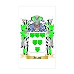 Issard Sticker (Rectangle 50 pk)