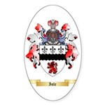 Isle Sticker (Oval 50 pk)