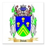 Iskov Square Car Magnet 3