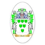 Isett Sticker (Oval 10 pk)