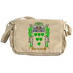 Isett Messenger Bag