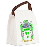Isett Canvas Lunch Bag