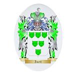 Isett Ornament (Oval)