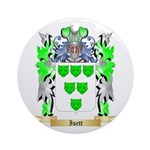 Isett Ornament (Round)