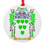 Isaard Round Ornament