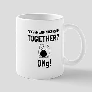 OMG Oxygen Magnesium Mugs
