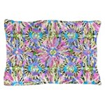 Pastel Bursts 1 Pillow Case