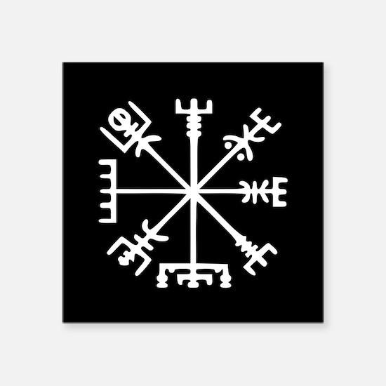 Viking Compass : Vegvisir Sticker