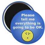 Please tell me Magnets (10 pack)