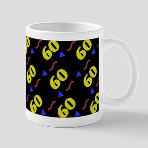 60th Birthday Celebration Mug