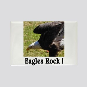 Eagles Rock ! Rectangle Magnet