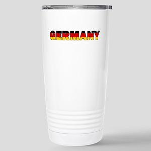 Germany 001 Stainless Steel Travel Mug