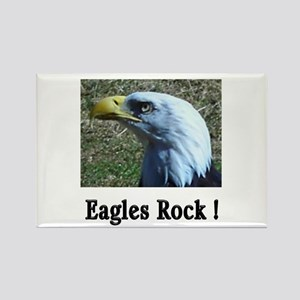 Eagles Rock ! 2 Rectangle Magnet