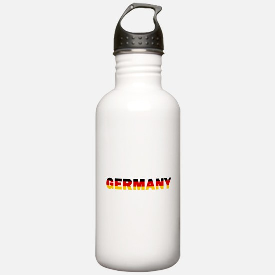 Germany 002 Water Bottle