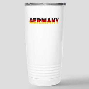Germany 002 Stainless Steel Travel Mug