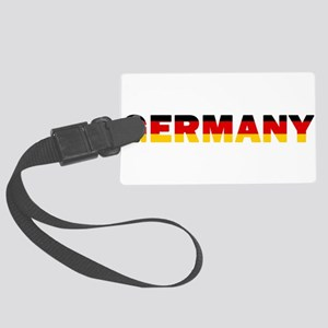 Germany 002 Large Luggage Tag