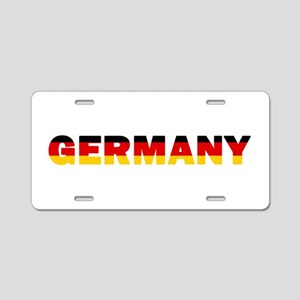 Germany 002 Aluminum License Plate