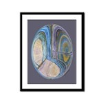 Spiritual Pane Framed Panel Print