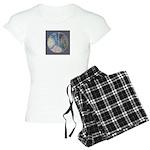 Spiritual Pane Women's Light Pajamas
