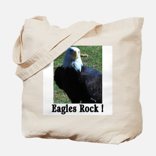 Eagles Rock ! 3 Tote Bag