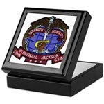 USS STONEWALL JACKSON Keepsake Box