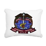 USS STONEWALL JACKSON Rectangular Canvas Pillow