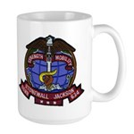 USS STONEWALL JACKSON 15 oz Ceramic Large Mug