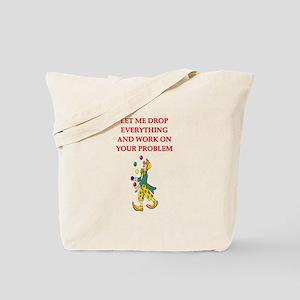 problem Tote Bag
