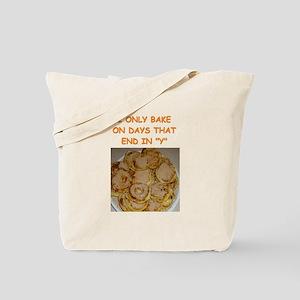 BAKING3 Tote Bag