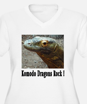 Komodo Dragons Rock ! T-Shirt