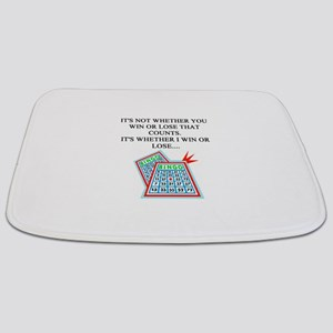 bingo player gifts t-shirts Bathmat