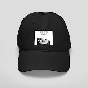 EUCHRE6 Black Cap