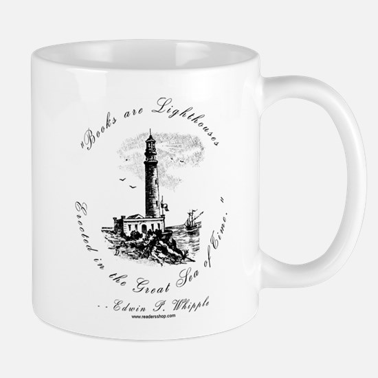 Books are Lighthouses<br> Mug